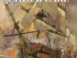 De Grote Zeeslagen: Chesapeake – Comic Book Review