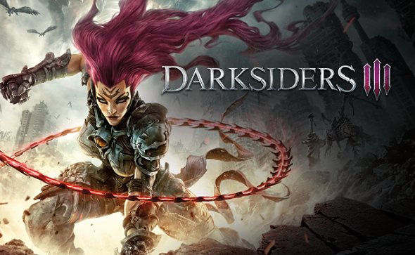 Force Hollow form unveiled for Darksiders III