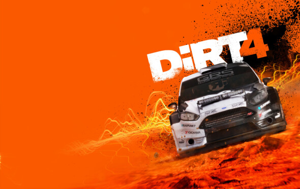 DiRT4 drops launch trailer!