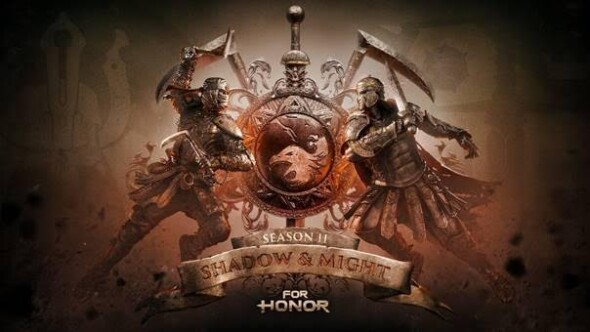 For Honor's Season Two: shadow Of Might is now available
