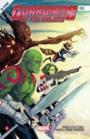Guardians of the Galaxy #008 – Comic Book Review