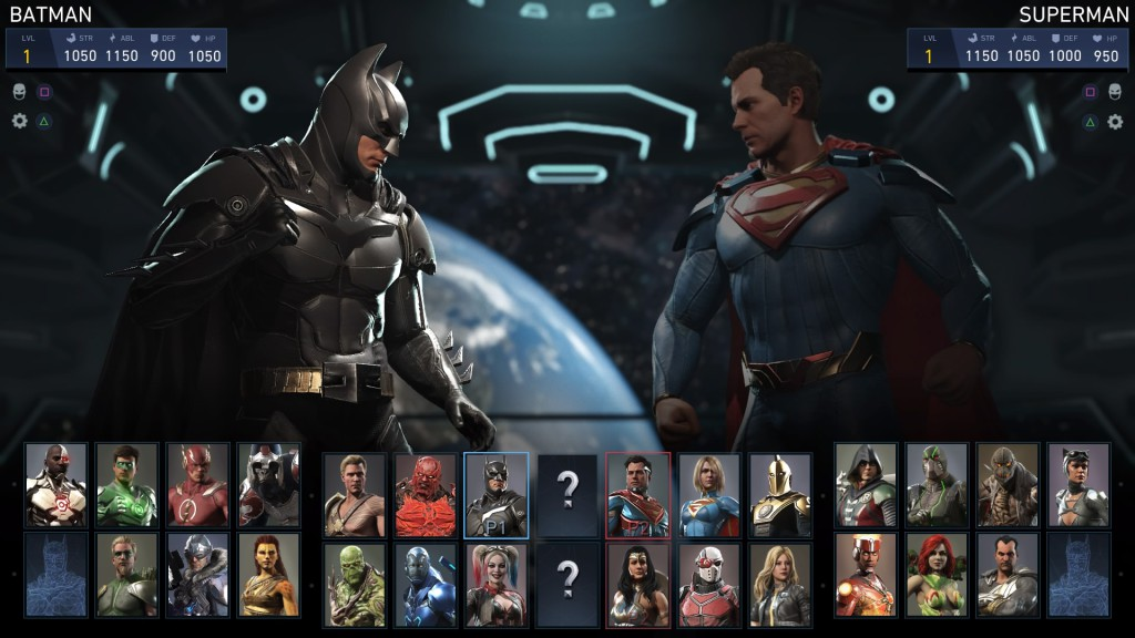 Injustice 2_char select