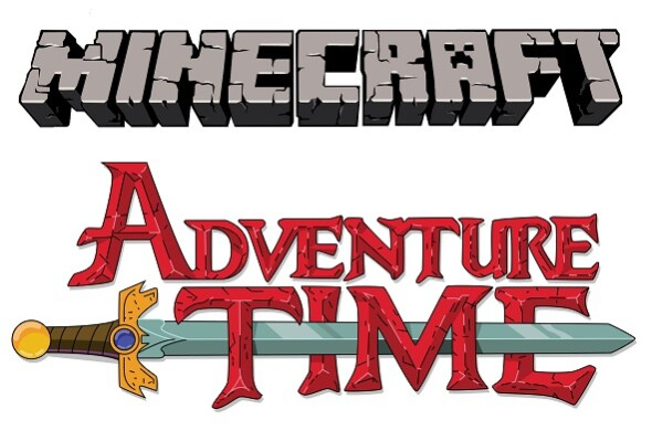 Adventure Time coming to Minecraft!