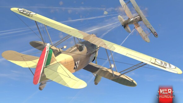 Italy coming to War Thunder as all new Axis power