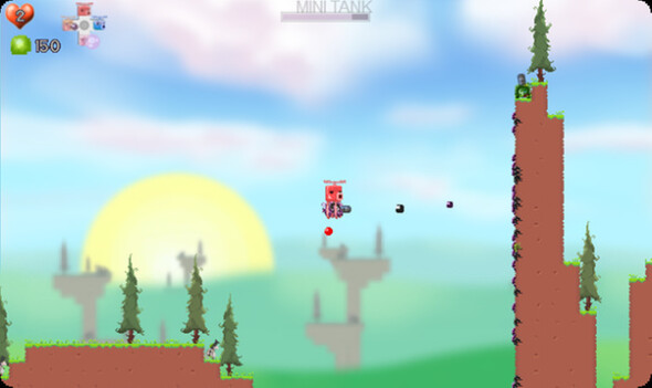 Freedom Squid Fighter hits Steam Greenlight