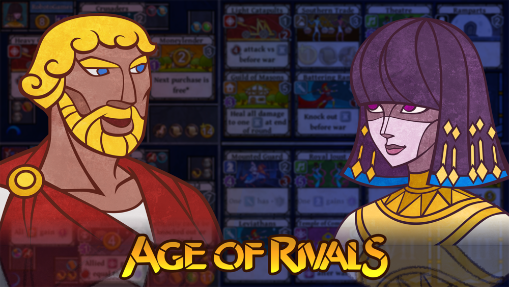 header age of rivals