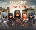 Assassin's Creed Rebellion – Free-to-play strategy RPG for mobile – Release soon!