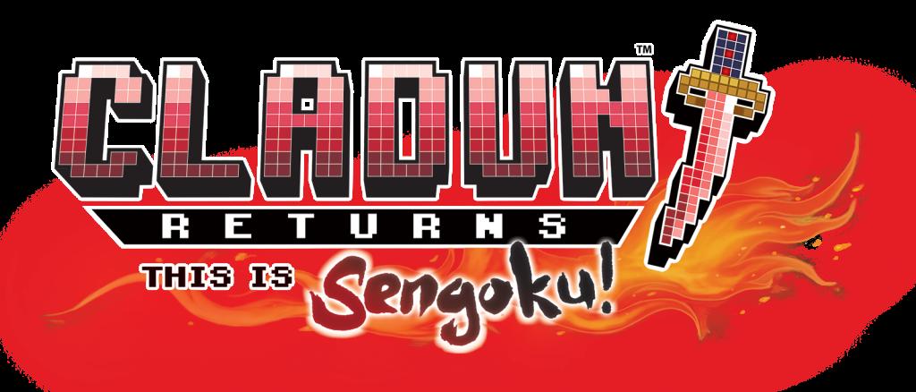 CladunSengoku-Logo_M