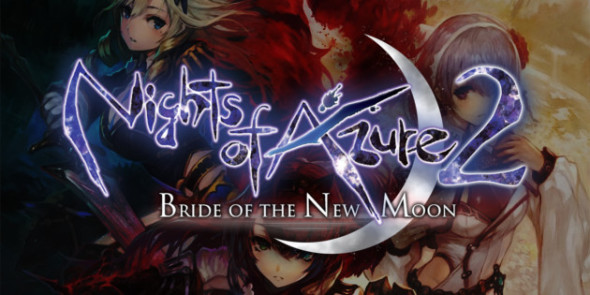 Nights of Azure 2 – Showcases Combat System