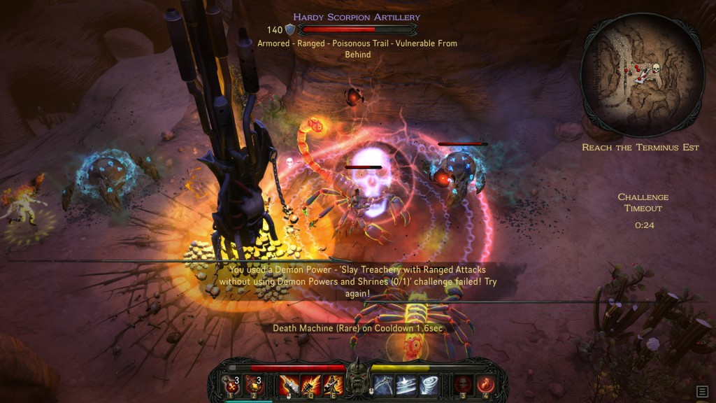 Victor Vran overkill screen 3