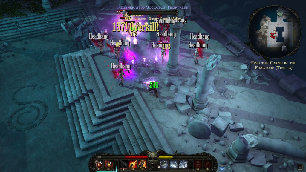 Victor Vran overkill screen 4