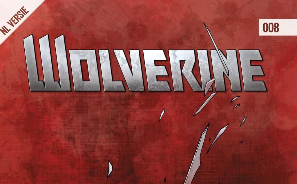 Wolverine #008 Banner