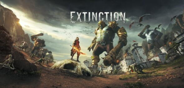 Defend your world from doom in Extinction