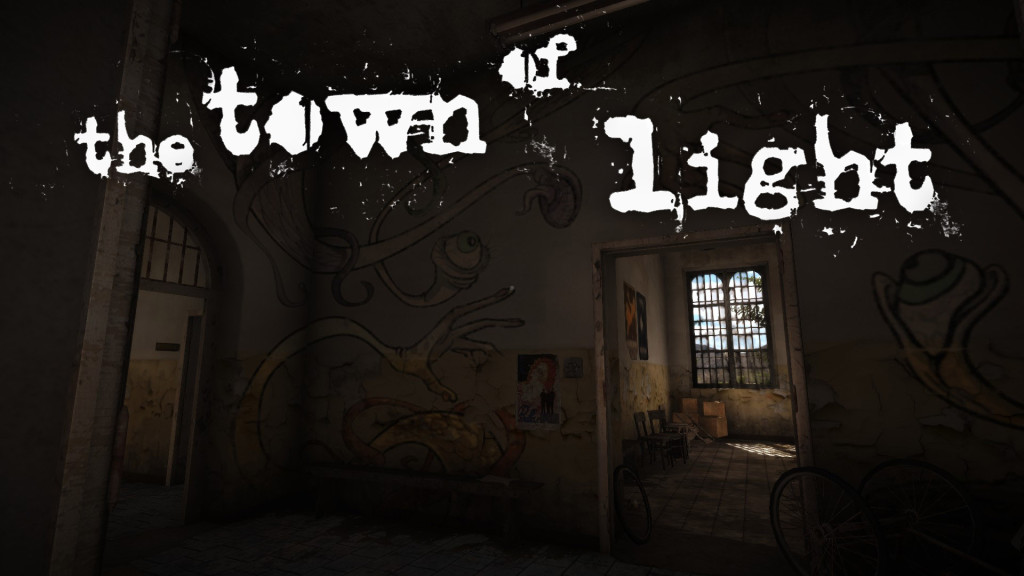 the town of light logo screen logo