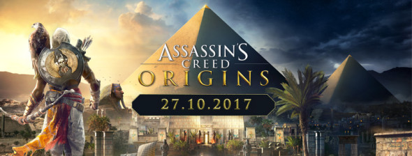 Free Assassin's Creed Origins Ubisoft Special