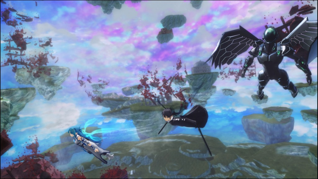 Accel World VS Sword Art Online 1