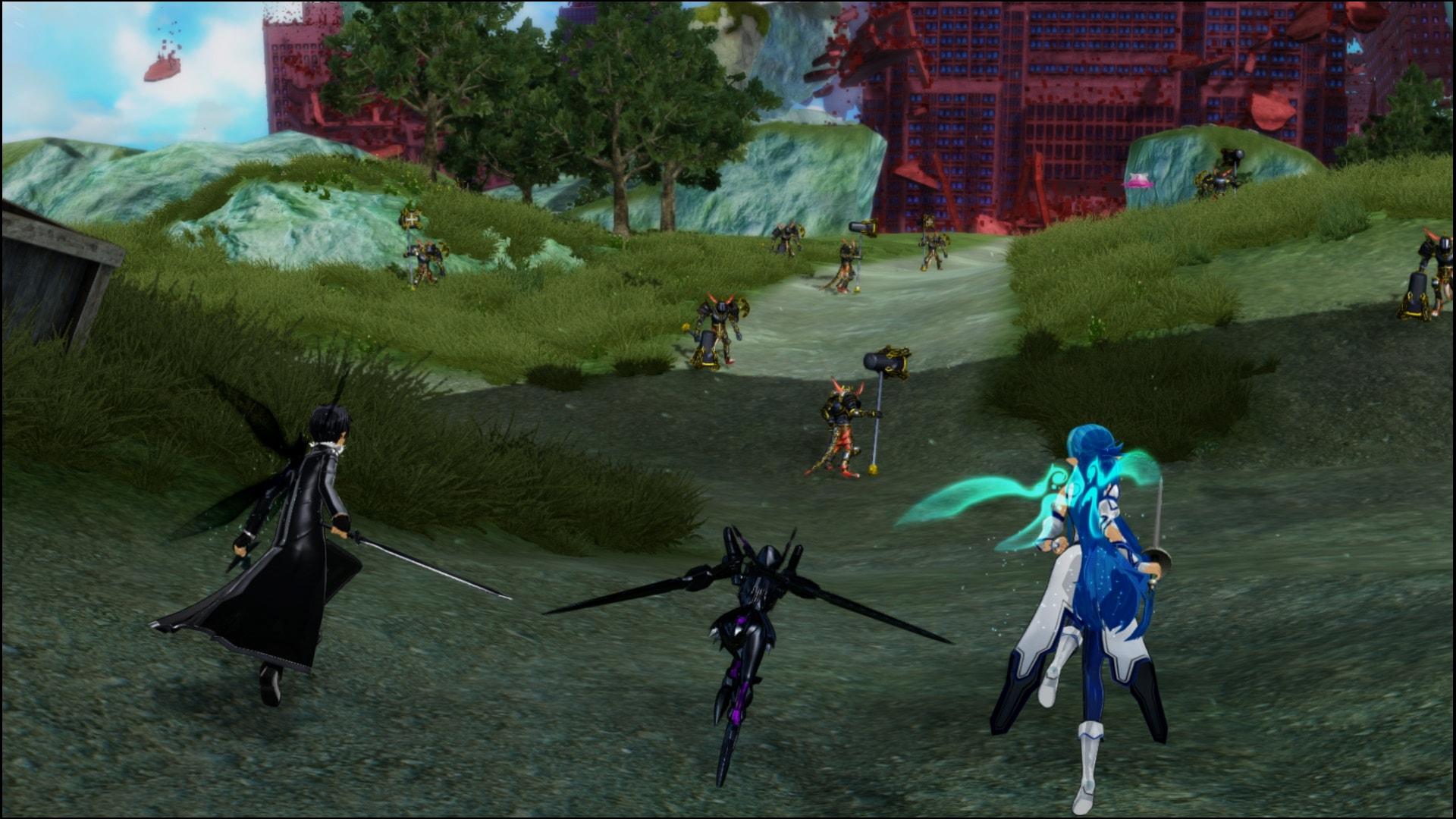 Accel World VS Sword Art Online 3