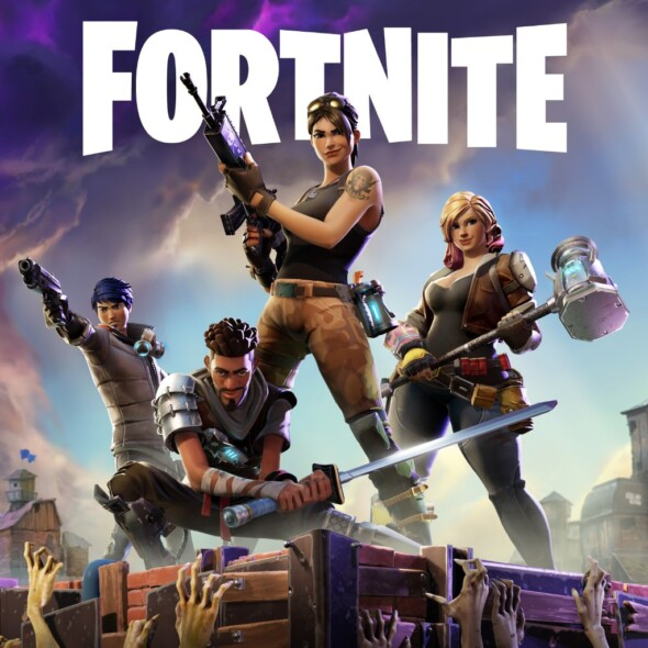 Fortnite released on PC, Xbox One and PS4