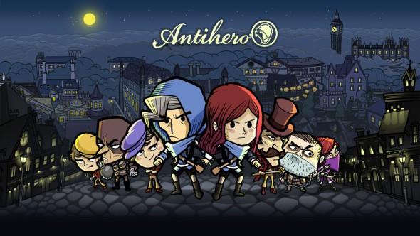 Antihero – Launch trailer