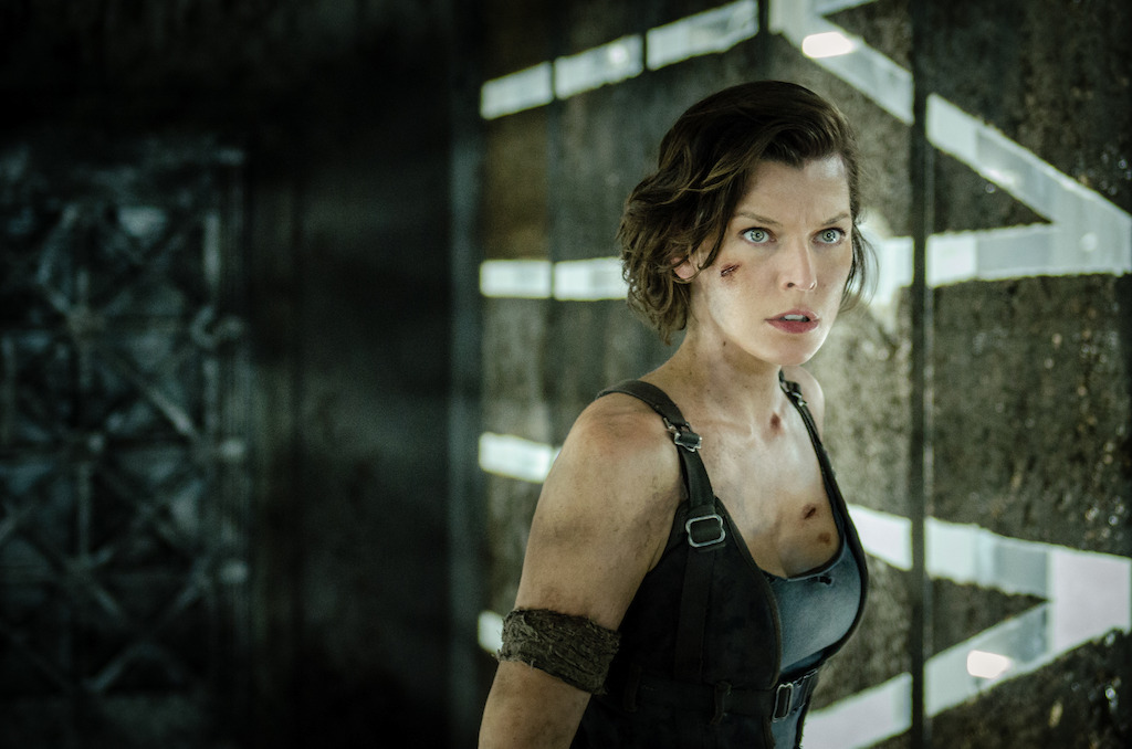 Resident Evil The Final Chapter 1