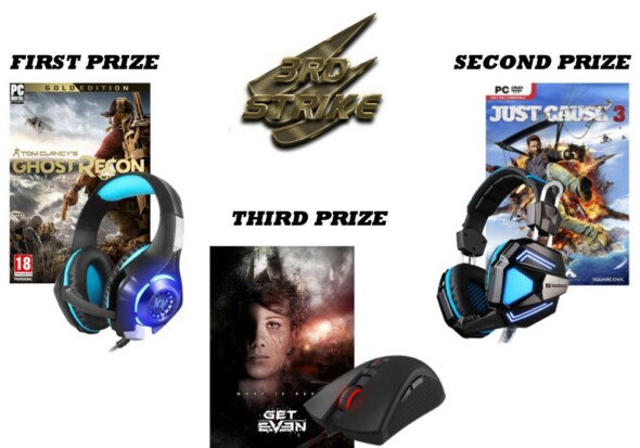 Winners hardware contest July 2017