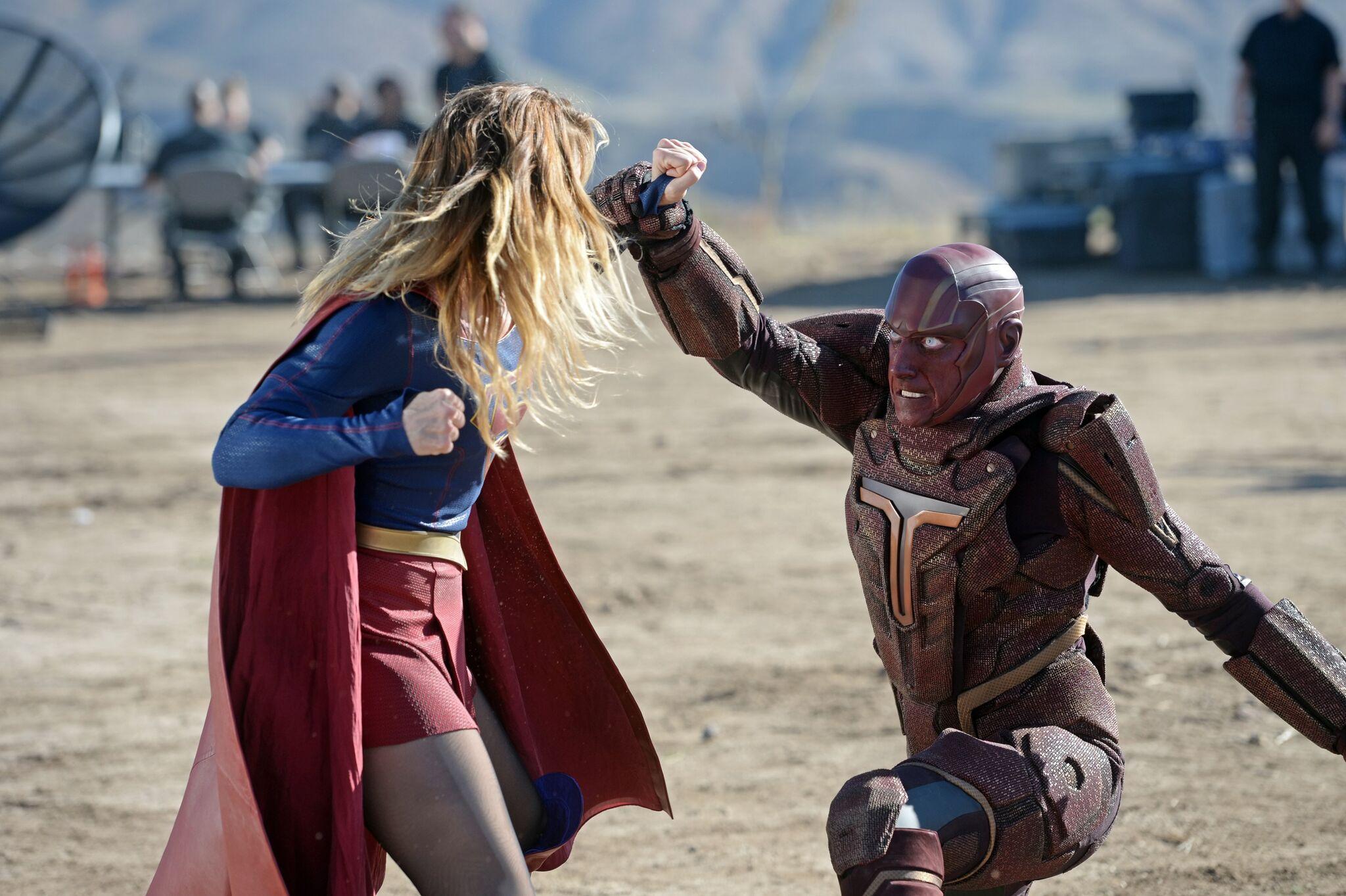 Supergirl Season 1 2