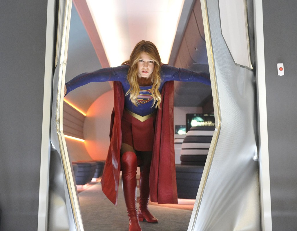 Supergirl Season 1 3