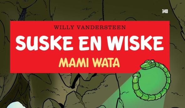 Suske en Wiske #340 Mami Wata