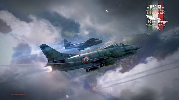 War thunder Italian update