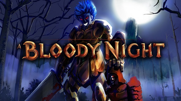 A Bloody Night logo