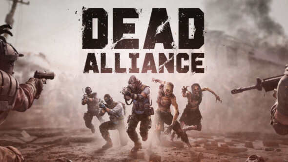 Dead Alliance: Multiplayer open beta invitation
