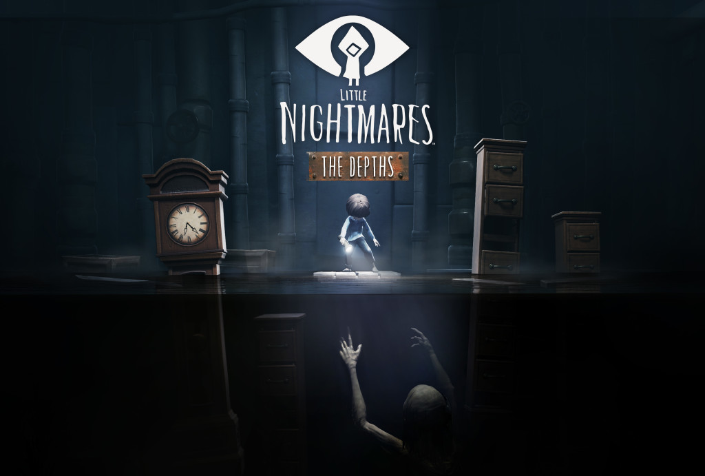 header little nightmares into the depths