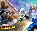 Kang wrecks havoc in the new trailer of LEGO Marvel Super Heroes 2