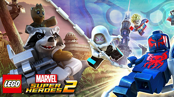 Lego Marvel Super Heroes 2: Release trailer