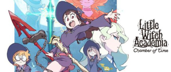 Get your magic ready for Little Witch Academia