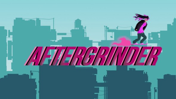 AFTERGRINDER coming soon on Steam