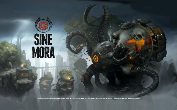 Sine Mora EX coming to PC, PS4 and Xbox One