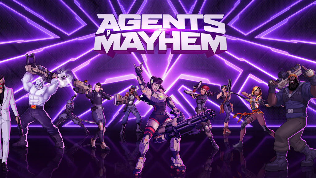Agents Of Mayhem 8