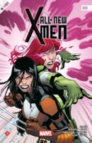 All New X-Men #009 – Comic Book Review
