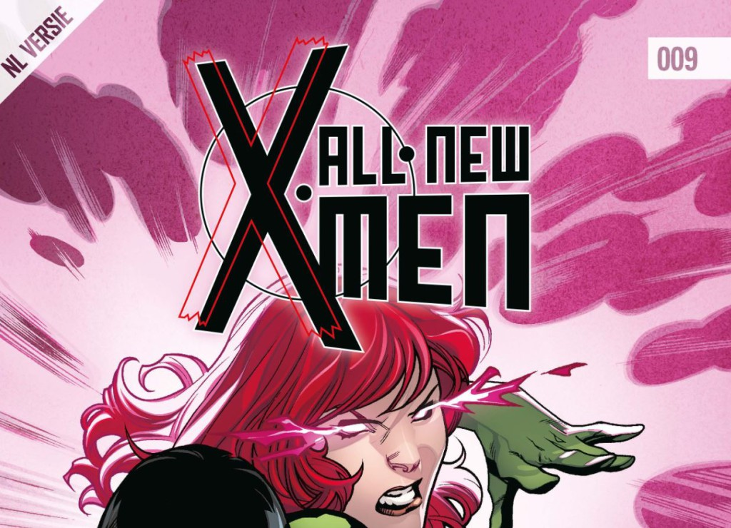 All New X-Men #009 Banner