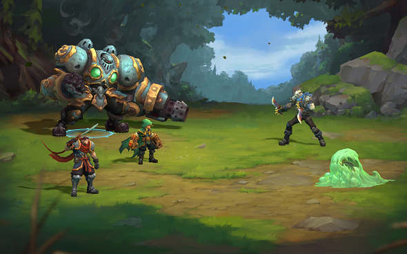 Battlechasers  (1)
