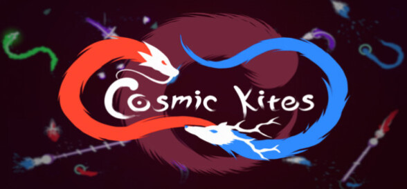 Get some airtime with Cosmic Kites