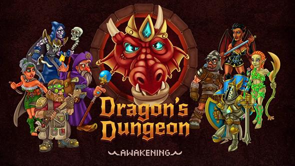 Dragons Dungeon awakening 0