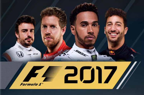 F1 2017- New trailer released and release date coming up soon.