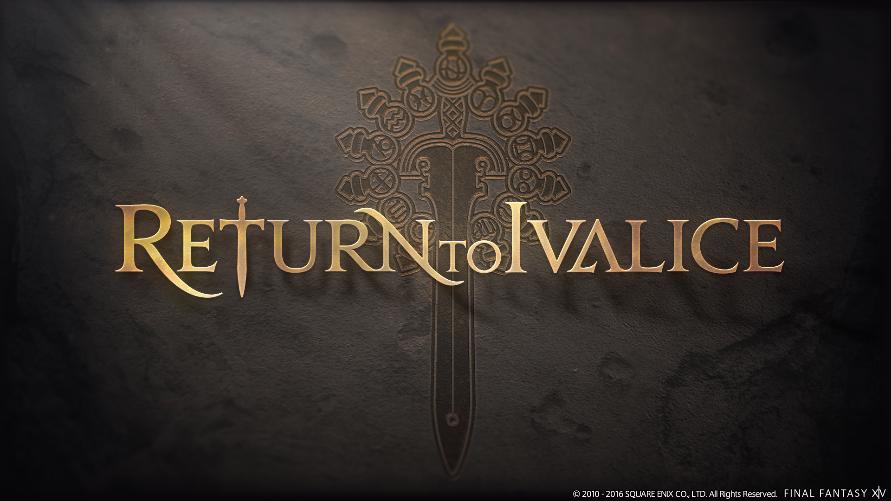 Final Fantasy XIV Online Ivalice