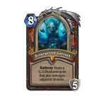 Heathstone Frozen Throne cards (4)