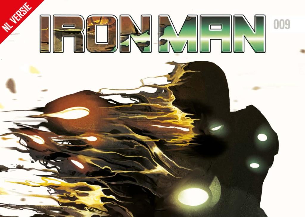 Iron Man#009 Banner