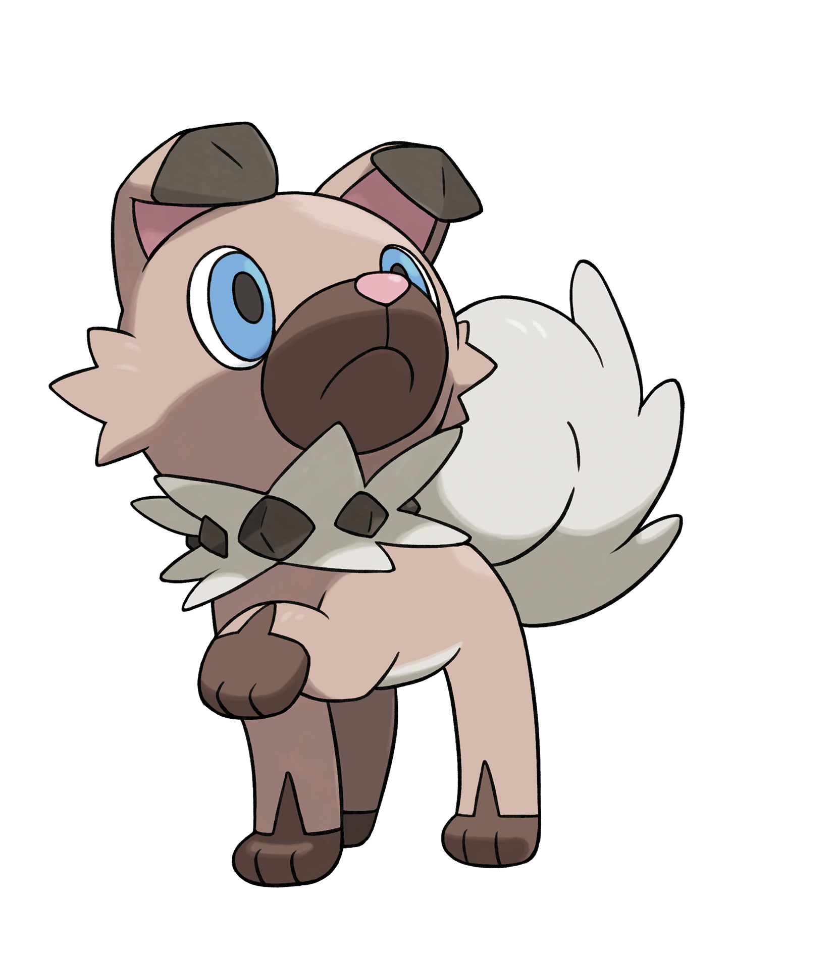 Pokemon ultra sun moon lycanroc (1)
