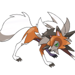 Pokemon ultra sun moon lycanroc (2)