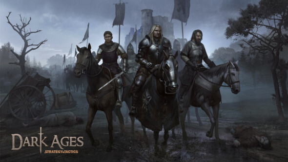Strategy and Tactics: Dark Ages trailer available